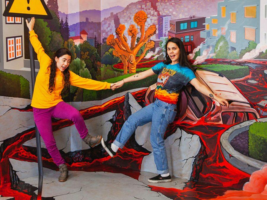 Fun Places For Kids In San Francisco Museum Of 3d Illusions